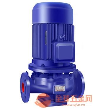 元坝ISG40-100I宾馆专用管道泵中型耐高温机械密封