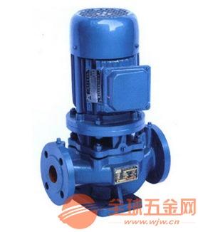 合江ISW150-200小区管道泵泵与电机轴承配置合理