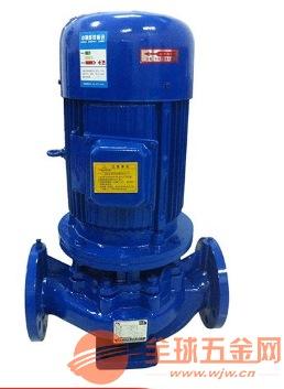 南雄ISW25-160A药厂专用泵能有效地增长机械密封的使用