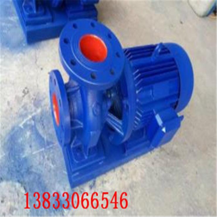 蒲江ISG50-125I小型管道泵批发价格