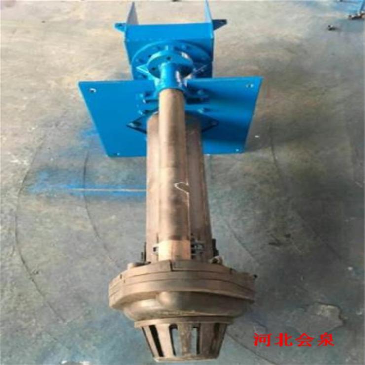 泰顺50YZ50-20立式污泥泵找会泉