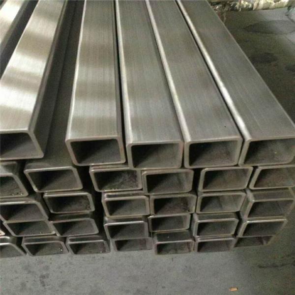 河源龙川县304不锈钢矩形管25*85*4.0 批发定制