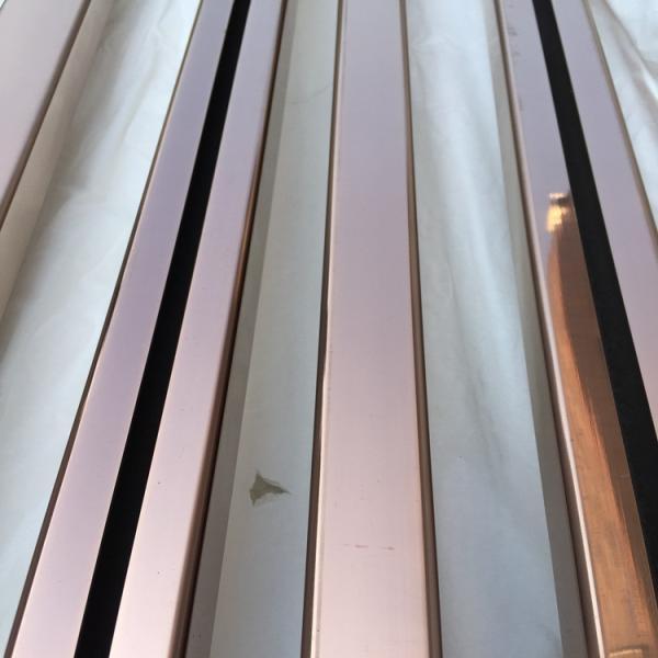 增城区304不锈钢扁管25*75*4.0 规格材质齐全
