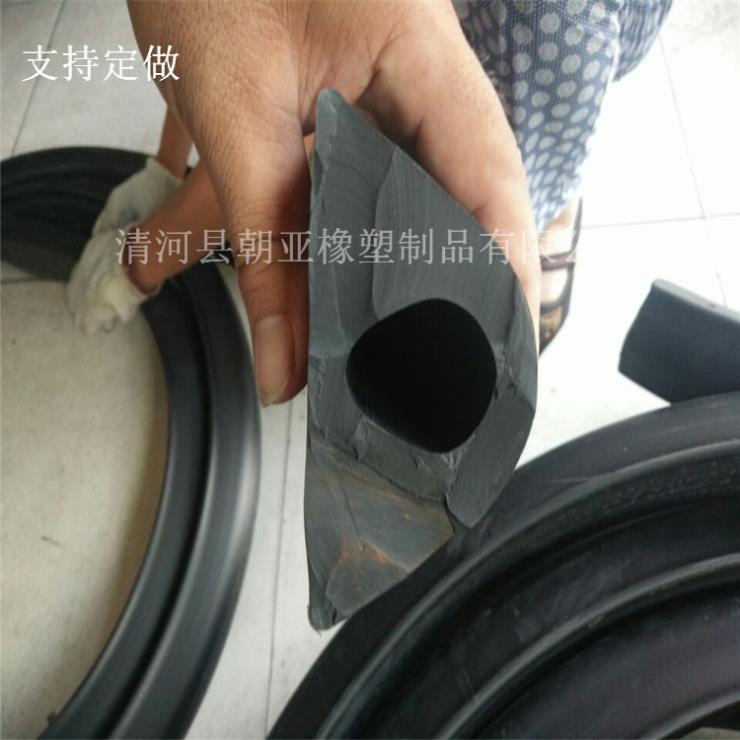 三元乙丙D型耐油密实密封条