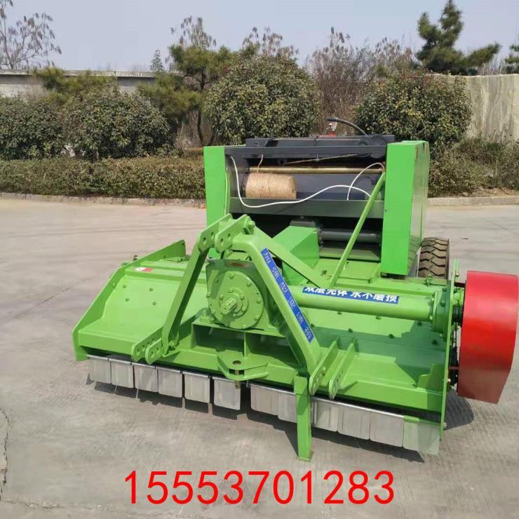 黄石拖拉机带秸秆粉碎打捆生产厂家