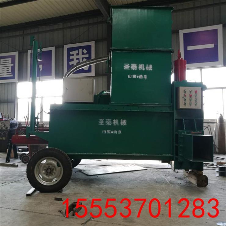 甘蔗叶青贮打包机销售