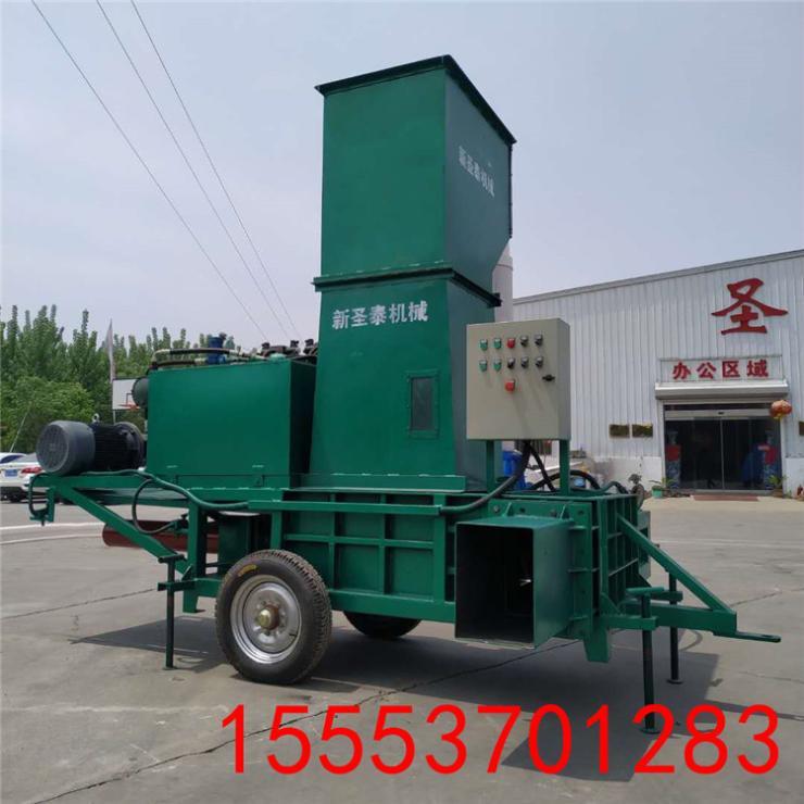 河池稻草打包机生产销售