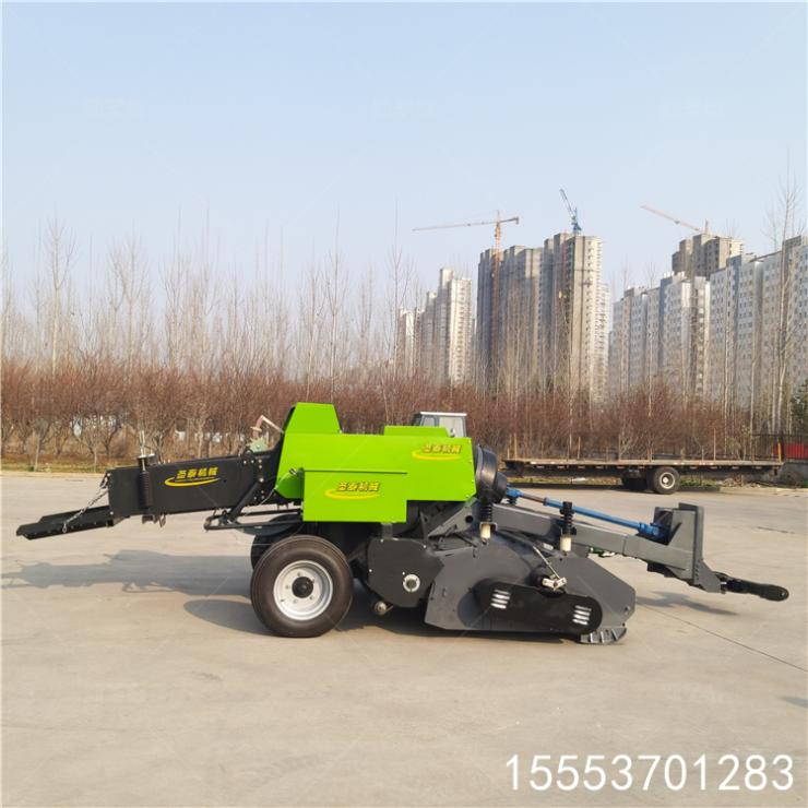 濮阳小麦秸秆捡拾式方捆打捆机多少钱