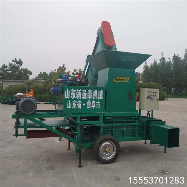 大庆青贮压块机批发价