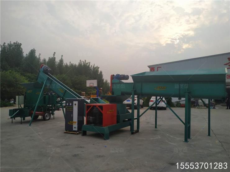 黔东秸秆打捆压块机价格
