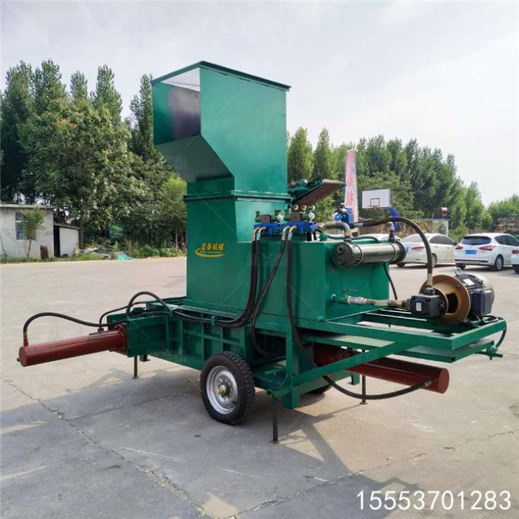 昆明牛羊青储饲料打包机生产厂家
