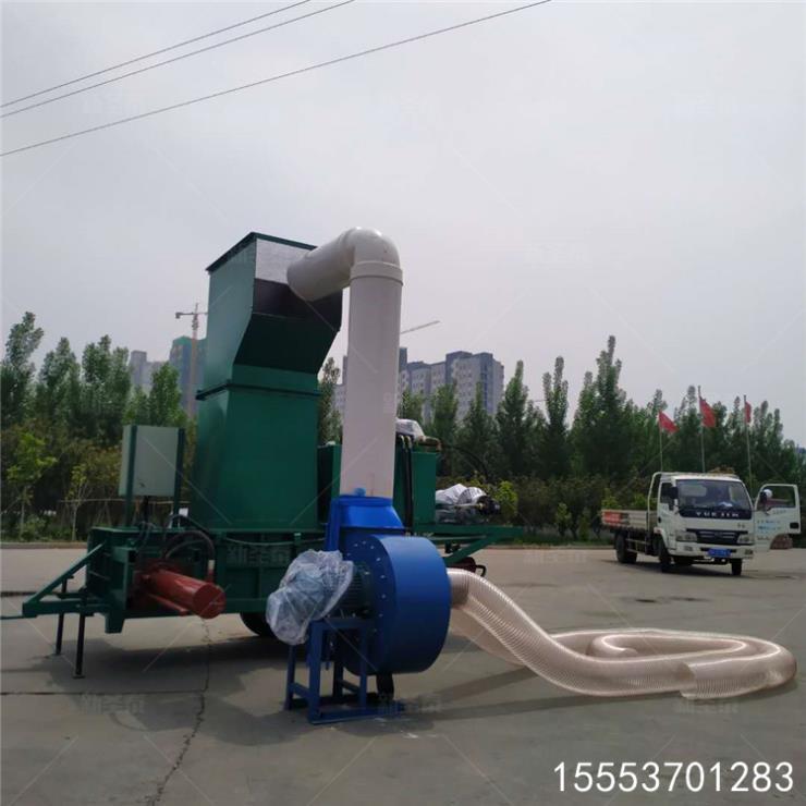 益阳秸秆打捆压块机厂家供应