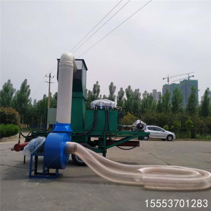 湘潭干湿秸秆两用套袋打包机厂家
