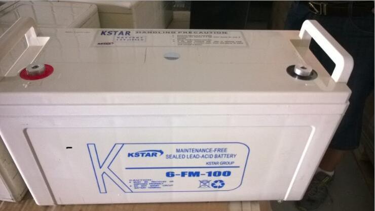 凉山KSTAR科士达12V100AHEPS蓄电池