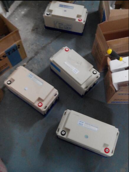 马鞍山科士达GFM-800T/2V800AH太阳能蓄