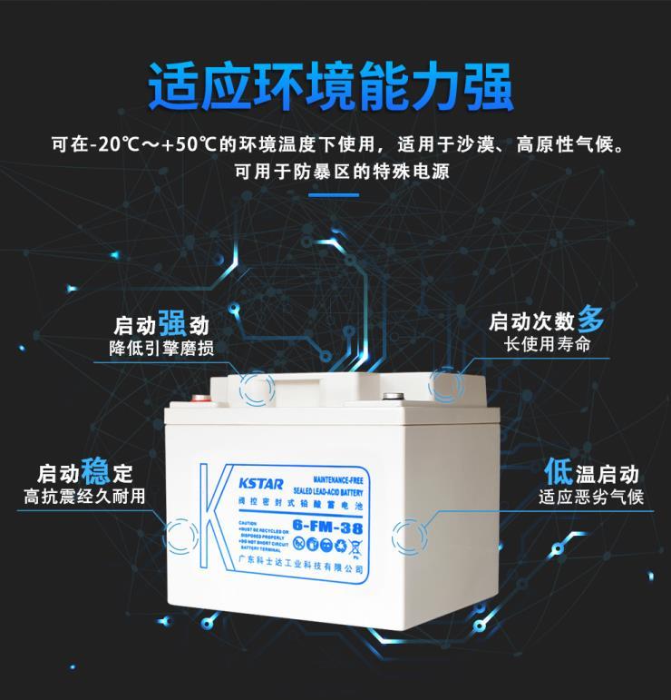 铁岭科士达GFM-1500T/2V1500AH太阳能