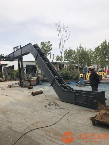 枣庄新款刮板输送机公司 防尘灰粉刮板机