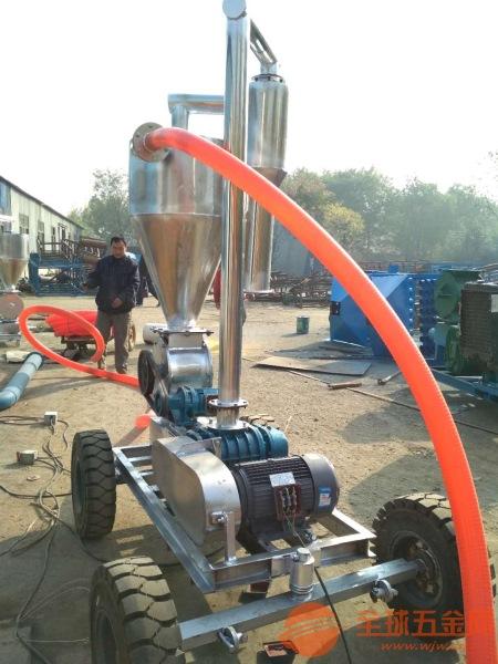 移动式吸粮机 自动气力吸谷机 六九重工 罗茨风机气力