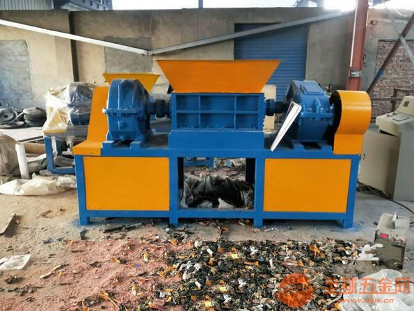 废铁边角料金属粉碎机废金属生产加工