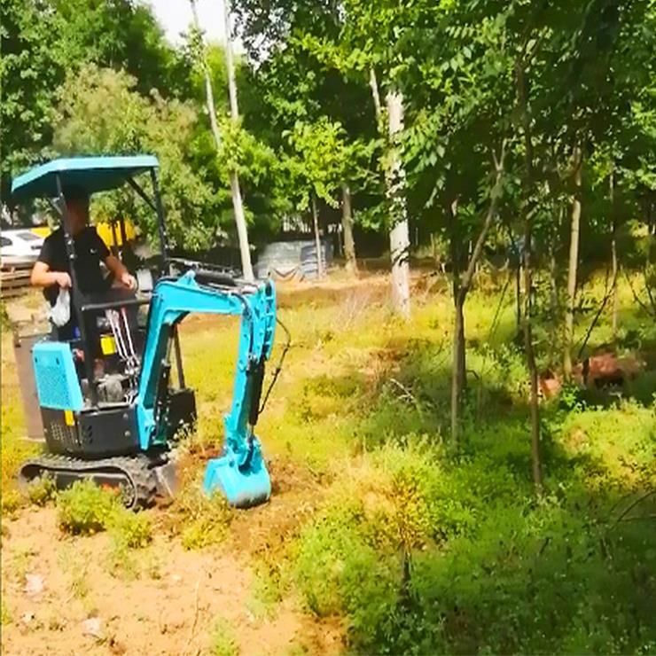 多功能小型挖掘机/大型挖掘机型号及价格/六九重工电动