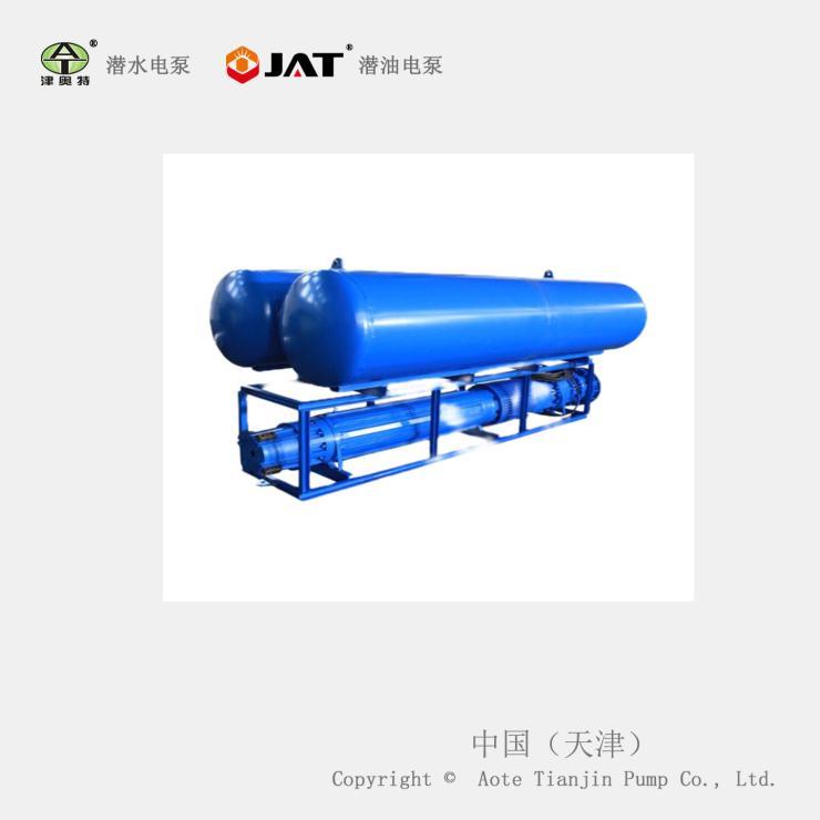 浮船式潜水泵参数选型