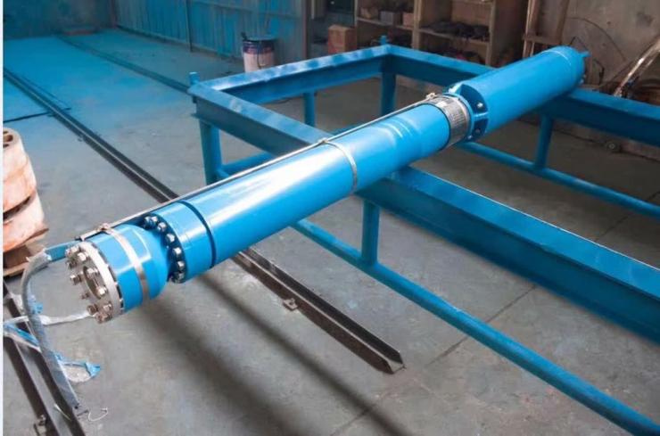 200QJR地热深井泵供应设备-天津奥特泵业