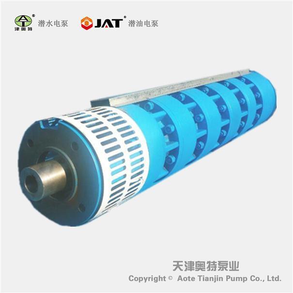 大流量热水型潜水泵_工业冷却水专用泵