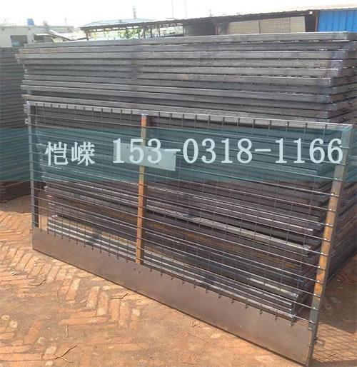 【恺嵘】基坑防护栏可重复利用-今日报价