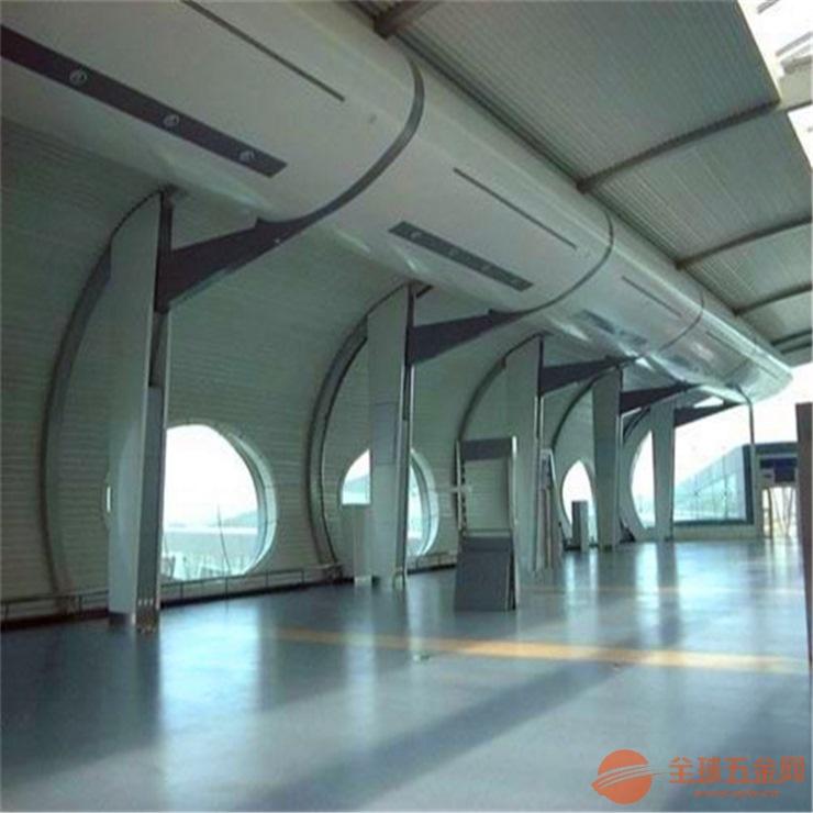 厂家定制铝单板个性造型 包柱铝板 喷涂铝板