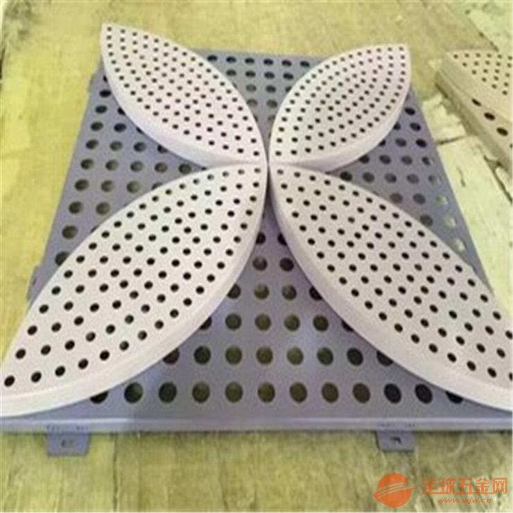 雕刻铝单板厂家 造型镂空雕花铝单板定制加工
