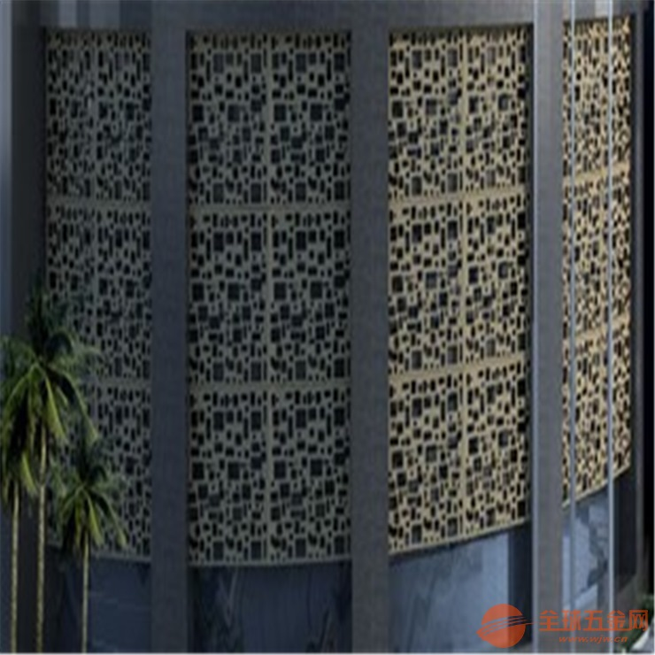 设计风格独特、结构随意、造型各异的建筑铝板厂家定制