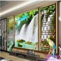 我司专业生产加工铝窗花 木纹铝窗花 雕花铝窗花,专业定制加工
