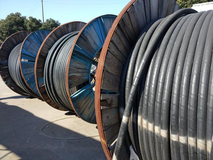无锡二手电缆线回收,新电缆回收