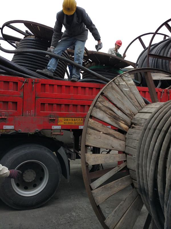 上海新电缆回收配电房设备回收
