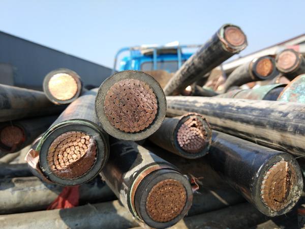 崇川二手电缆线回收,铜芯电缆回收