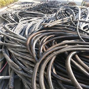 崇明专业回收电缆线铜芯电缆回收