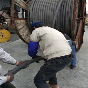 上海新旧电缆线回收网线回收