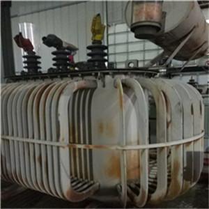 上海回收旧变压器工厂设备回收