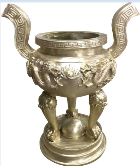 铜香炉《铜香炉》铜香炉价格便宜