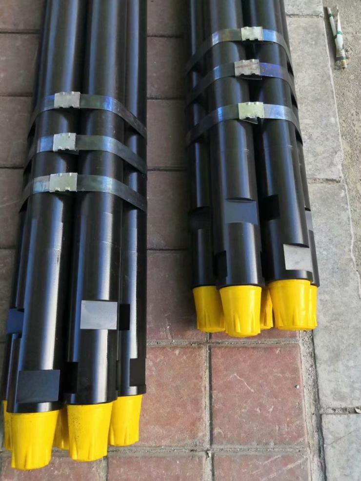 新型102钻杆批发商 名达正宇102-3米钻杆批发