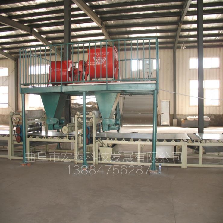 浦城县FS一体化建筑免拆模板设备生产厂家