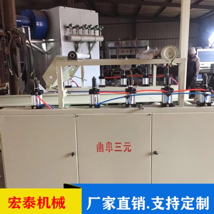 溫州木塑板貼面機生產廠家