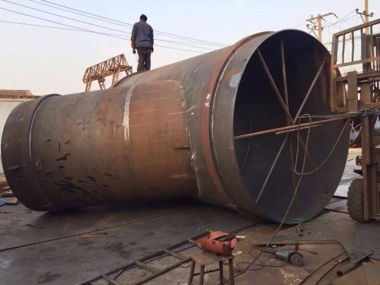 新聞資訊:鶴壁20Mn鍛件大型筒體廠家直銷