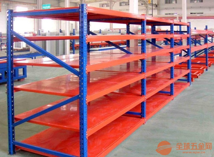 赣州仓储货架500kg仓库轻型货架安装定做