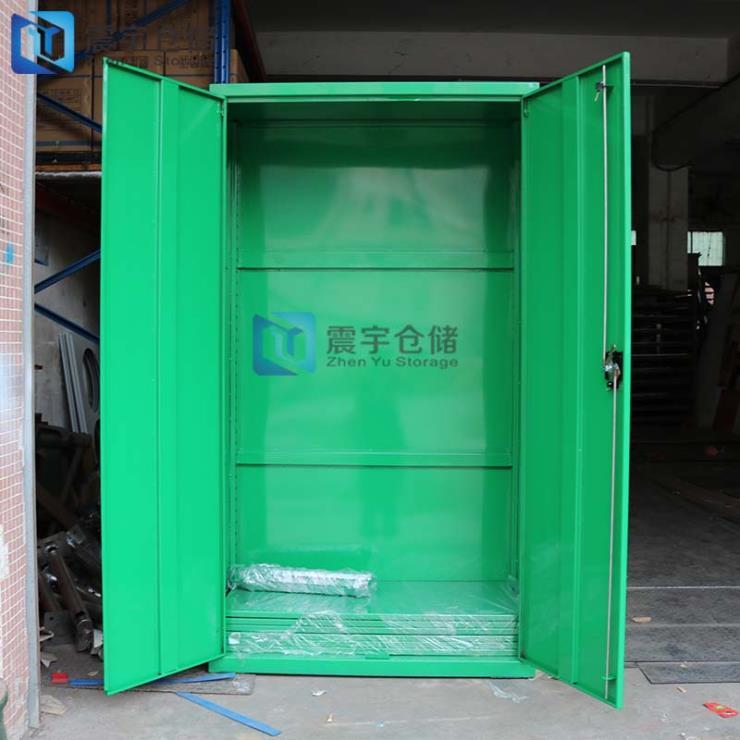 定制重型双开门储物柜必威体育官网登陆工具存放柜厂家