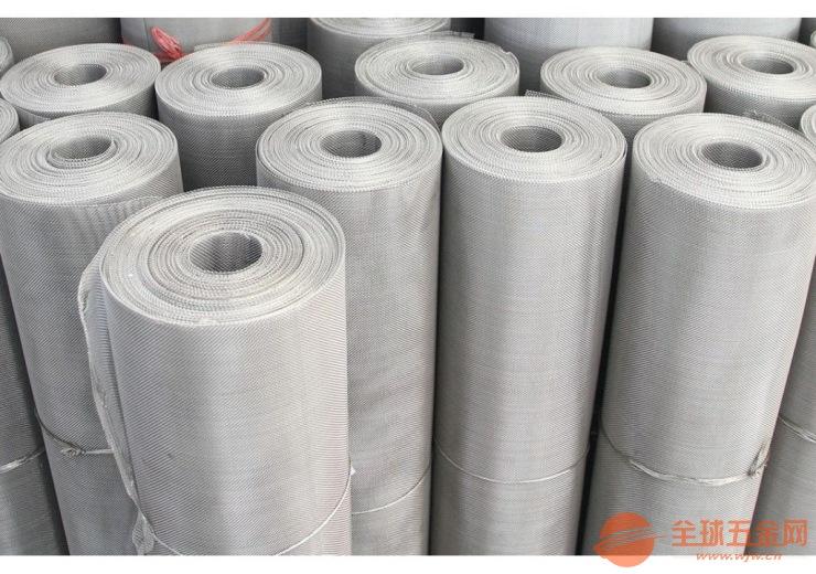 镇江耐酸碱不锈钢滤网