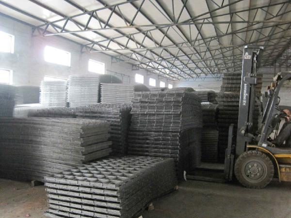 青河县焊接网片厂安装方法