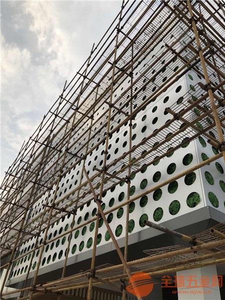 广汽新能源4S店外墙专用品牌材料