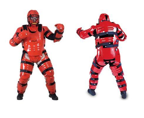 Redman红人教官对抗训练服、美国红人教官训练服
