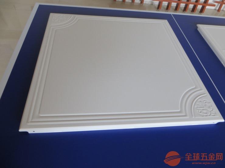 铝天花型号齐全 辊涂铝天花规格